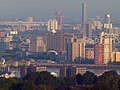 London, view from Shooters Hill, Woolwich Common & East London05.jpg