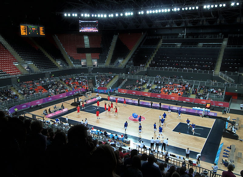 File:London Olympics 2012 Basketball Arena.jpg