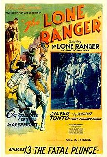The Lone Ranger Serial Wikipedia