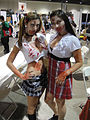 Long Beach Comic & Horror Con 2011 - zombie schoolgirls (6301178089).jpg