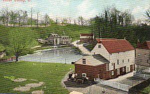 Loose Stream - Lower Crisbrook Mill