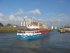 Silloth - Silloth docks 2008