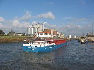 Silloth - Silloth docks 2008