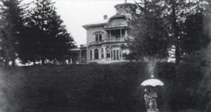 Loring Coes - Loring Coes' mansion 1049 Main St Worcester MA