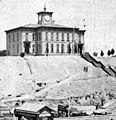 Los Angeles High School on Pound Cake Hill, 1870s.jpg