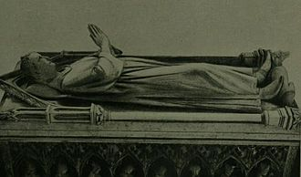 Louis of France (1244–1260) - The tomb of Louis of France.