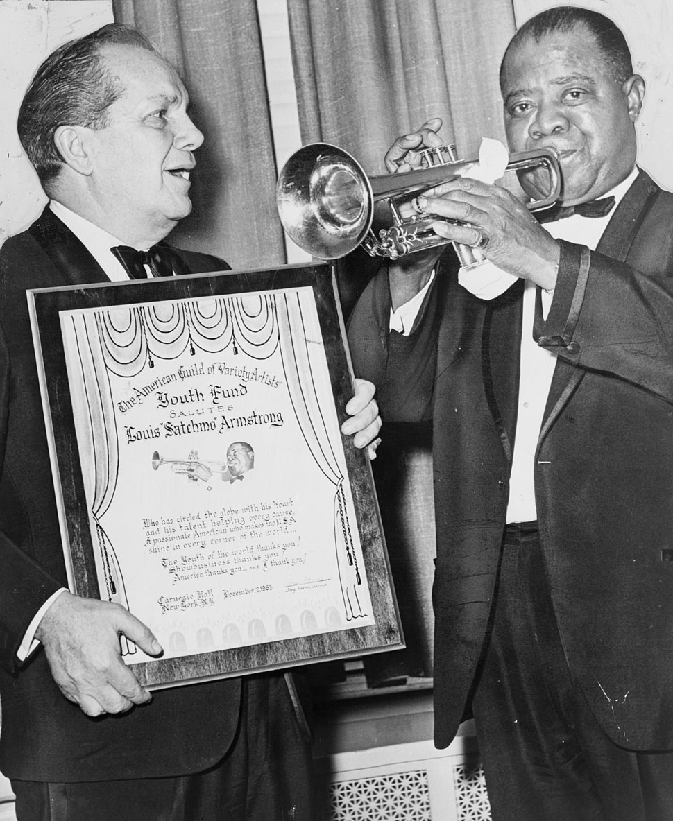 Louis Armstrong NYWTS 4