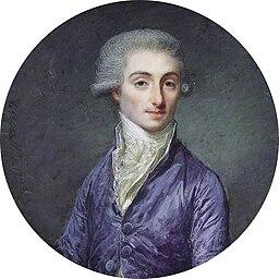 Louis Marie, Marquis d'Estourmel (1744-1823), by Jean-Baptiste Jacques Augustin