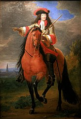 Louis XIV devant Strasbourg