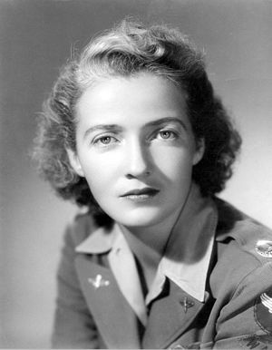 Nancy Harkness Love - Nancy H. Love, c. 1943