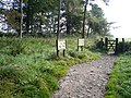 Low Moor Wood Entrance - geograph.org.uk - 558621.jpg