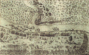 Battle of Loyew (1651) - Image: Loyew Battle 1651