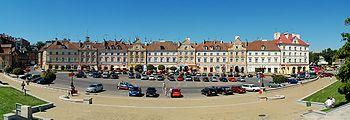 Polski: Plac Zamkowy