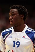 Luc Abalo (BM Ciudad Real) - Handball player of France (2).jpg