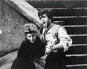 Agnes Baltsa - Agnes Baltsa and Luis Lima in Cavalleria Rusticana