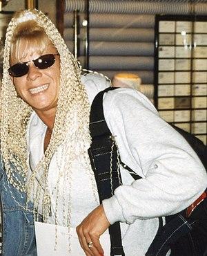 Luna Vachon - Vachon during her second WWF stint.