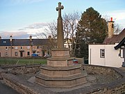 War memorial at Luncarty