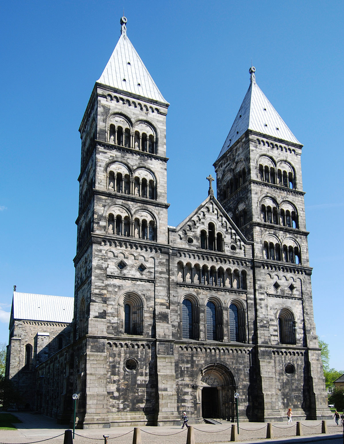 Lund Cathedral - Wikipedia