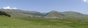 Lusagyugh, Aragatsotn - Panorama of Lusagyugh