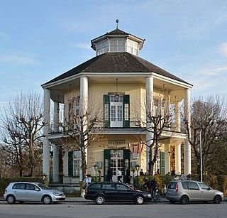 <i>Lusthaus</i> (Vienna) Building in Vienna (1020, Leopoldstadt)