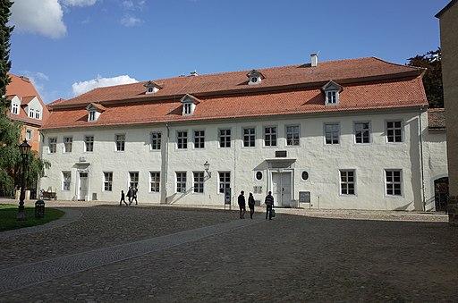 Bugenhagenhaus, Lutherstadt Wittenberg,Kirchplatz 9