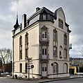 Luxembourg City Flat Iron Building Streckeisen from East.jpg