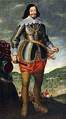 Portrait of Ferdinand III Habsburg.