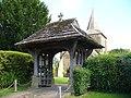 Lych Gate, Ewhurst - geograph.org.uk - 535195.jpg