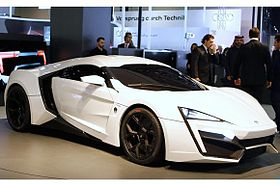 Image illustrative de l'article Lykan HyperSport