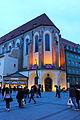 München Augustinerkirche - Deutsches Jagd und Fischereimuseum.JPG