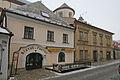 Měšťanský dům (Litomyšl), Boženy Němcové 146.JPG