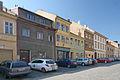 Městský dům (Úštěk), Vnitřní Město, Mírové náměstí 71, 72 a 73.JPG