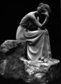 M. A. Demagnez - Melancolie sculpture.PNG