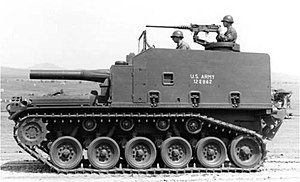 M44 self propelled howitzer - M44 Howitzer