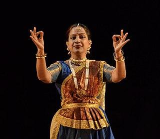 Mangala Bhatt Indian dancer