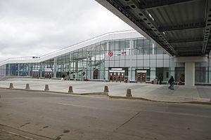 Lokomotiv (Moscow Central Circle) - Image: MCC 26LOCO 6624 DIST