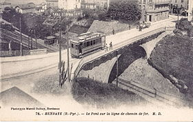 Image illustrative de l'article Tramway d'Hendaye