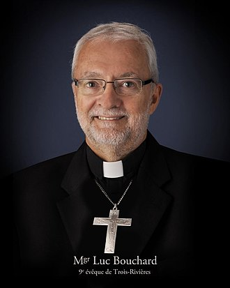 Luc-André Bouchard - Image: MGR LUC BOUCHARD Gilles Rioux