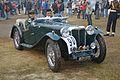 MG - TC Midget - 1946 - 54.4 hp - 4 cyl - Kolkata 2013-01-13 2852.JPG