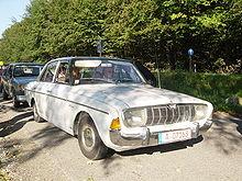 1966 Ford Taunus 20M P5