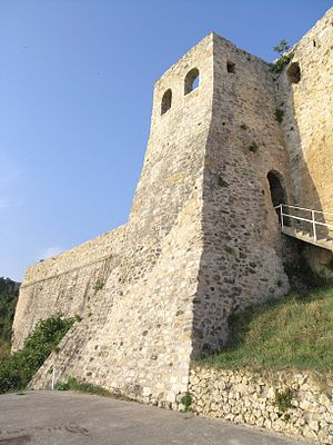 Đurađ II Balšić -  Ulcinj Fortress of Đurađ II