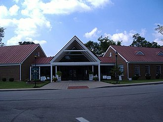 My Old Kentucky Home State Park - Visitor Center