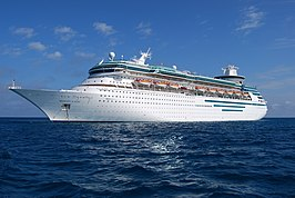 De Majesty of the Seas