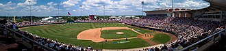 Mississippi State Bulldogs baseball - Dudy Noble Field/Polk-Dement Stadium