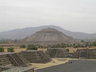 Pyramid of the Sun - The Sun pyramid