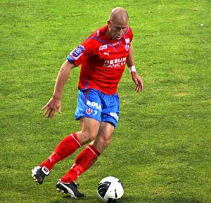 Mattias Lindström (footballer) - Image: M Lindström