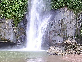 Sylhet District - Madhobkundo falls in Sylhet district