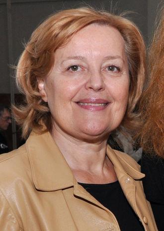 Slovak presidential election, 2019 - Image: Magda Vášáryová (oktober 2011) 1