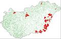 Magyarország Települési román kisebbségi önkormányzati választás 2010.png