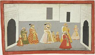 Sangram Singh II - Maharana Sangram Singh of Mewar